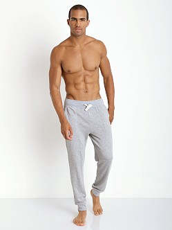 2xist Active Original Sweatpant Light Grey Heather