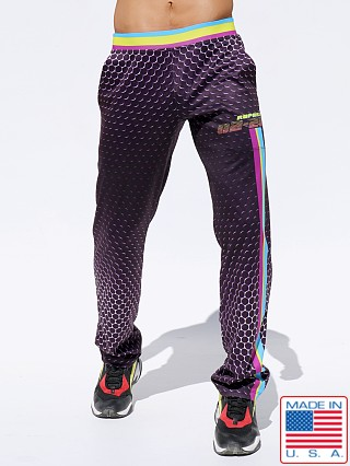 Rufskin Voltage Track Pants Multicolor Print