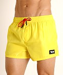 Diesel Caybay Swim Shorts Blazing Yellow, view 3