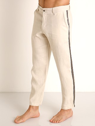 You may also like: Sauvage Linen Resort Pants Natural Tan