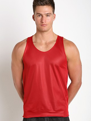 Complete the look: Pistol Pete Zone Reversible Mesh Tank Top Black/Red