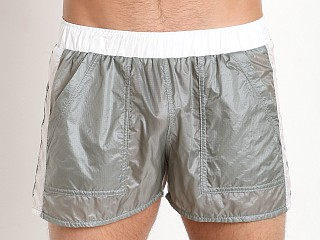 Complete the look: Pistol Pete Skydive Onion Skin Nylon Short Charcoal