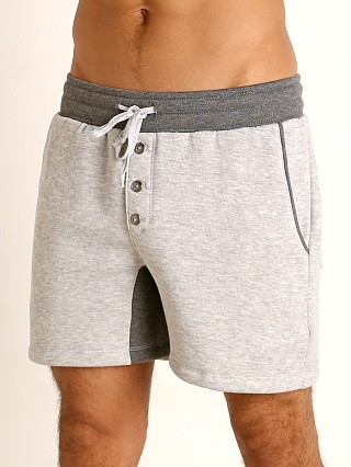 You may also like: LASC Fleece Colorblock Drawstring Shorts Grey/Charcoal