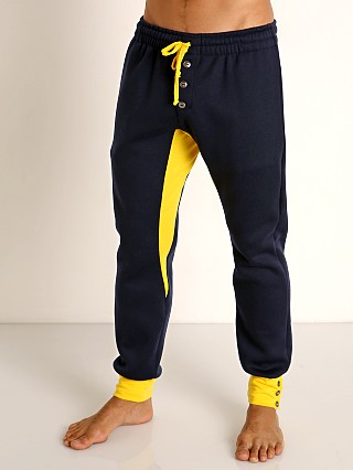 You may also like: LASC Fleece Colorblock Drawstring Pant Navy/Gold