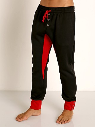 You may also like: LASC Fleece Colorblock Drawstring Pant Black/Red