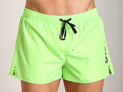 Diesel Coralred Swim Shorts Lime