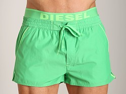 Diesel Barrely Swim Shorts Lime