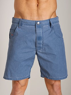 Diesel Kroobeach Board Shorts Navy