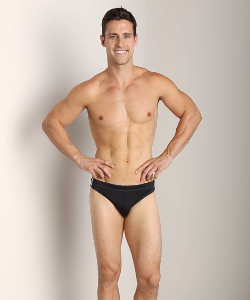 Diesel Hawaii Swim Briefs Black