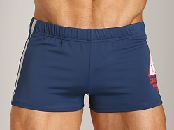 Diesel Aloha Swim Trunk Navy