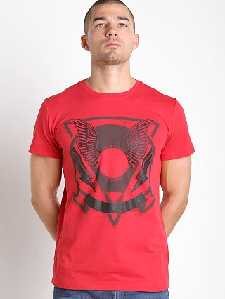 Diesel T-Clar T-Shirt Winter Red