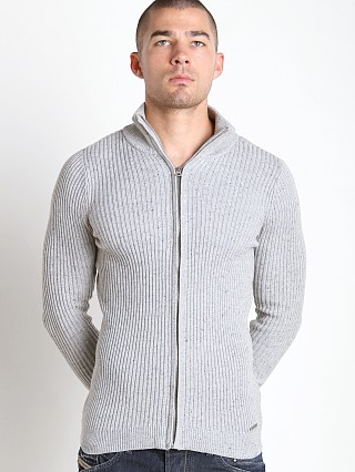 Diesel K-Cielos Sweater Mixed Grey