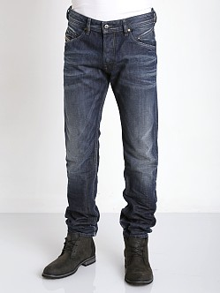 Diesel Belther Tapered Jeans 845A