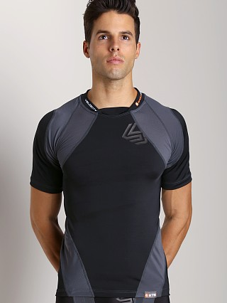 Complete the look: Shock Doctor Velocity Motion 360 Short Sleeve Shirt Black