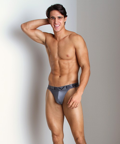 Clever Antiro Thong Grey