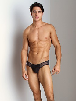 Clever Voyeur Brief Black