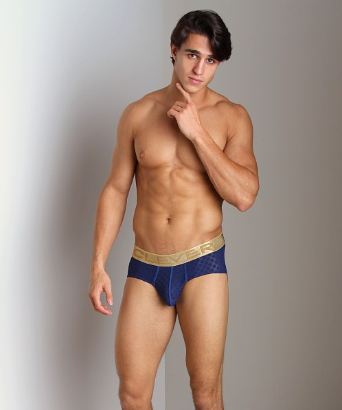 Clever Niagara Brief Dark Blue