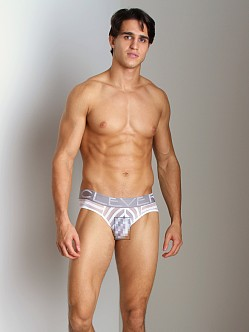 Clever Kansai Latin Brief White