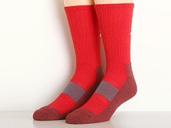 Under Armour All Sport Performance Crew Socks Red