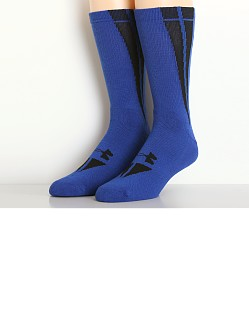 Under Armour All Sport Ignite Crew Socks Royal/Black
