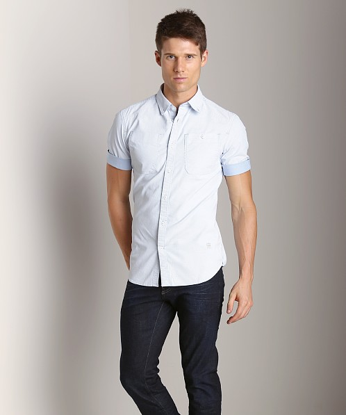 G-Star RCT Western Austin Oxford Shirt White