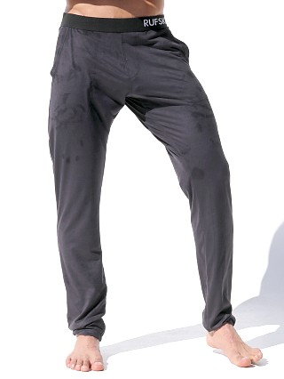 Rufskin Cavalier Eco Suede Lounger Pants Black