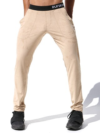 Rufskin Cavalier Eco Suede Lounger Pants Camel