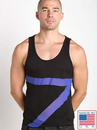 Go Softwear Hardcore After Dark Lucky 7 Tank Black/Royal