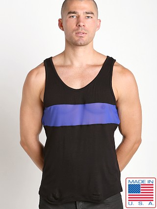 Go Softwear Hardcore After Dark Competition Tank Top Black/Royal