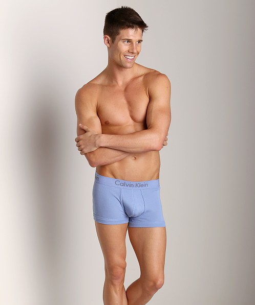 Calvin Klein Body Trunk Boardwalk Blue