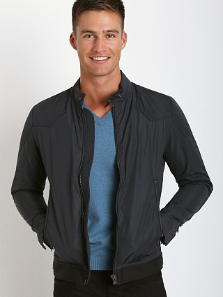 Complete the look: Diesel Hollis Nylon Teflon Jacket Navy