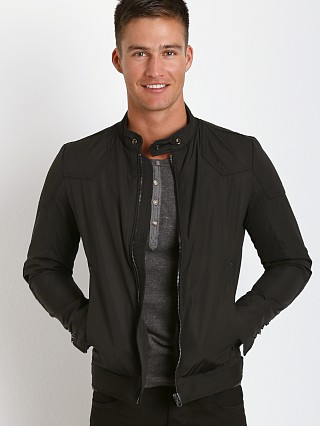 Diesel Hollis Nylon Teflon Jacket Black