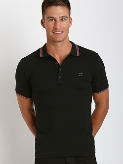 Diesel Nox Polo Shirt Black