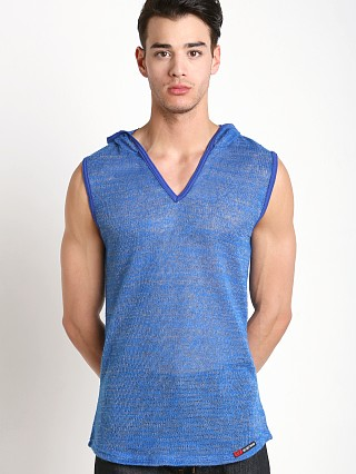Complete the look: Go Softwear Nantucket Sleeveless Hoody Royal