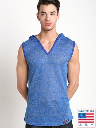 Go Softwear Nantucket Sleeveless Hoody Royal