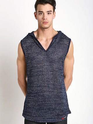 Complete the look: Go Softwear Nantucket Sleeveless Hoody Navy