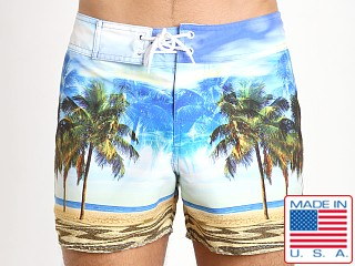 Sauvage Laguna Surf Swim Short Pacific Beach