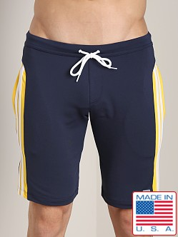 Pistol Pete SuperJock Jam Navy/Yellow