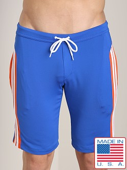 Pistol Pete SuperJock Jam Royal/Orange