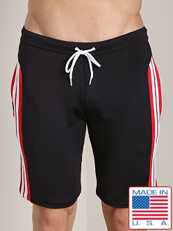 Pistol Pete SuperJock Jam Black/Red