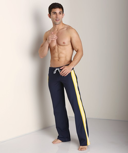 Pistol Pete SuperJock Pant Navy/Yellow