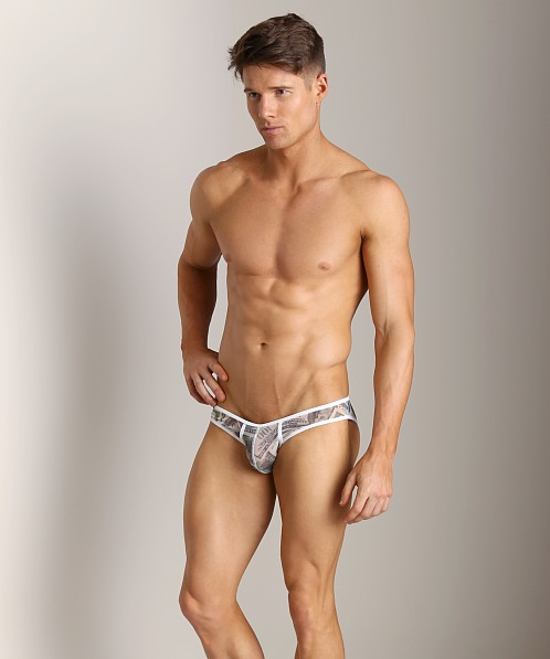 Pistol Pete Cash Mesh Brief