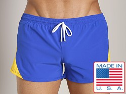 Pistol Pete Mariner Swim Short Royal