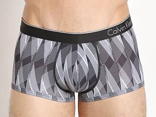 Calvin Klein CK One Micro Low Rise Trunk Linear Channel