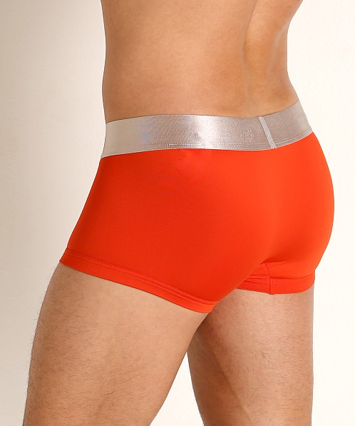 Calvin Klein Steel Micro Low Rise Trunk 3-Pack Maldives/Inferno/
