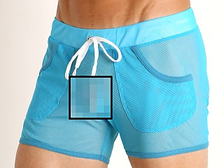 You may also like: American Jock Elite Sport Mesh Short Turquoise