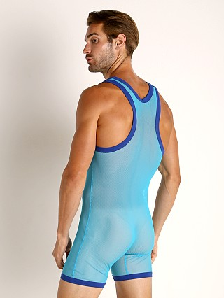 You may also like: American Jock Elite Sport Takedown Mesh Singlet Turquoise