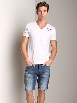 G-Star 3301 Straight Shorts Lifft Denim
