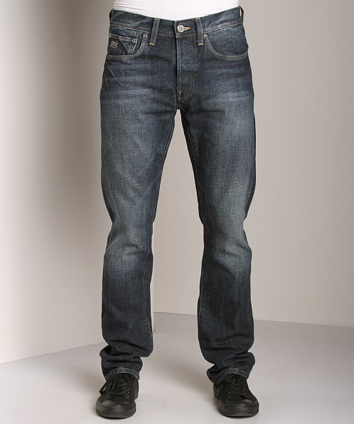 G-Star 3301 Slim Jeans Lane Denim