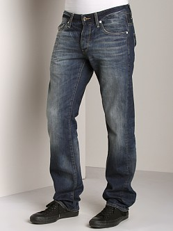 G-Star Morris Low Straight Jeans Kerr Denim